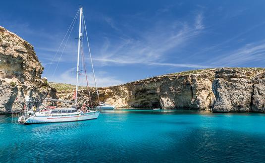 Crystal Lagoon, Malta