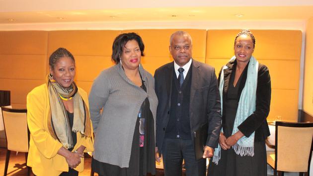 Délégation Comité Martiniquais du Tourisme