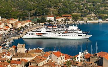 Belle de l'Adriatique, CroisiEurope