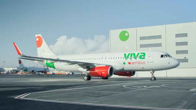 En el segundo trimestre de 2020 la aerolínea Viva Aerobus perdió 83.9% de sus ingresos operativos