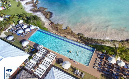 L'espace exclusif Tiara, du Club Med Punta Cana