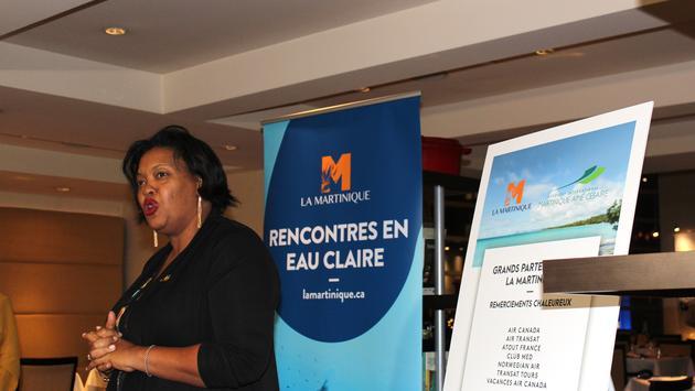 Diane Montrose, Comité Martiniquais du Tourisme