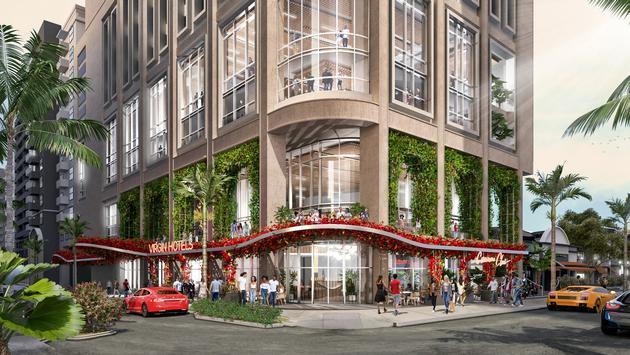 Virgin, Hotels, Miami