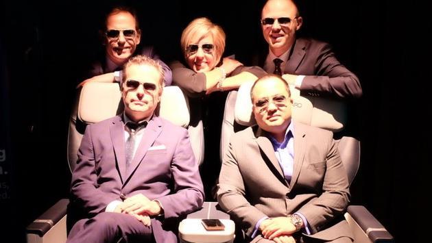 WestJet Managers in Toronto Dec. 18