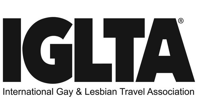 IGLTA Logo black