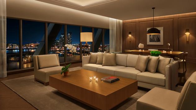 Royal Penthouse at The Abu Dhabi EDITION