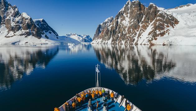 Quark, Expeditions, cruise