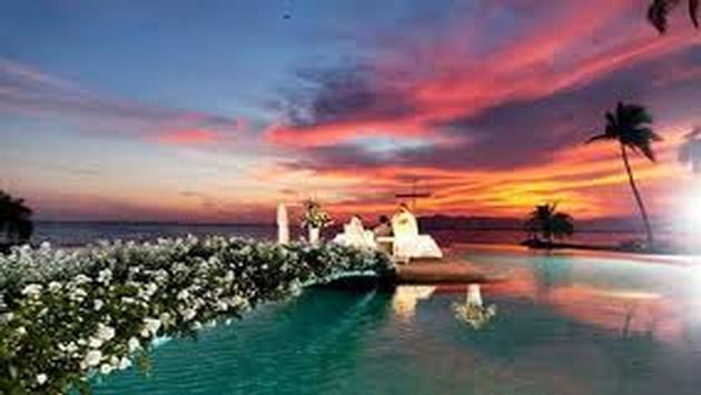 Atardecer en la Riviera Diamante. Foto de Riviera Diamante)