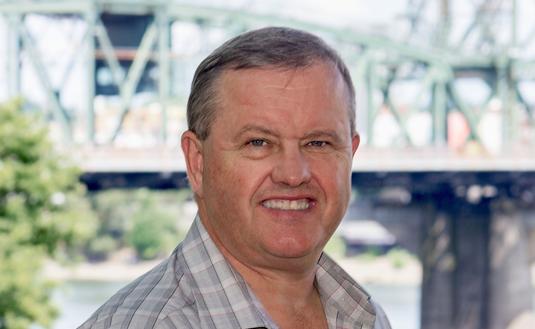 Paul Barry, CEO of Avanti Destinations