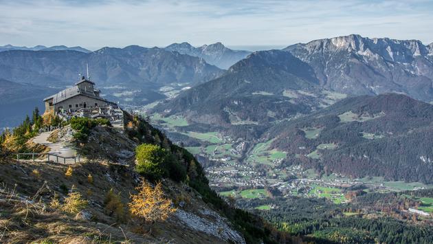 Eagle's Nest, Bavarian Alps