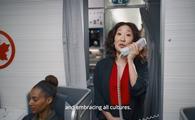 Campagne Air Canada avec Sandra Oh