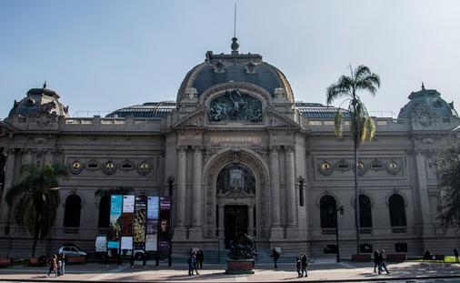 Santiago's National Museum of Fine Arts