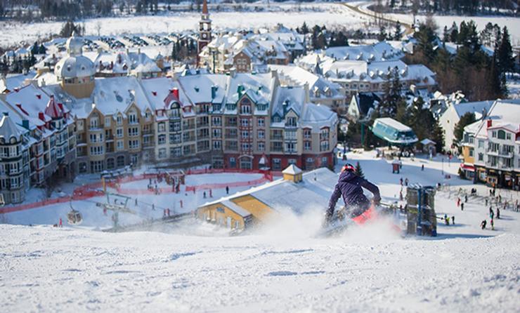 SKI VACATIONS - Mont Tremblant - Tremblant - Westin Tremblant At $1189 USD