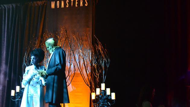 Universal Orlando, Halloween Horror Nights, Universal Monsters Haunted House