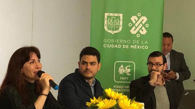 Paola Félix encabeza el Fondo Mixto de Promoción Turística de la Ciudad de México