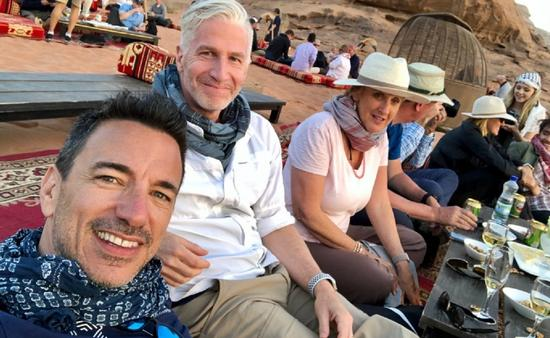 Mike Salvadore, a Travel Leaders Network advisor in Kenmore, Washington, recently experienced a tour of Jordan and says the country is a must-see destination.