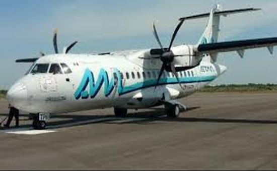 Aeronave turbohélice ATR-42 de Aeromar.