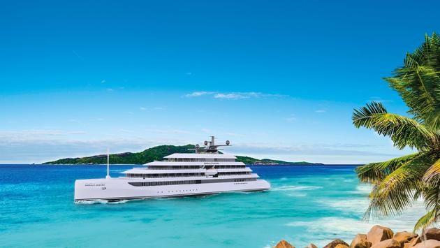 Second yacht for Emerald