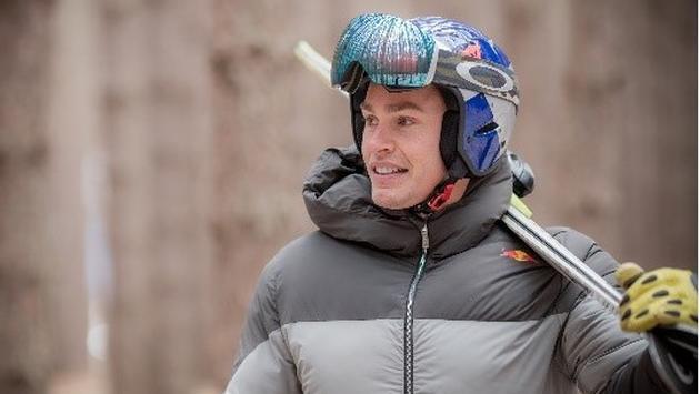 Erik Guay, champion de ski alpin.