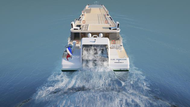 MS Elbe Princess II, CroisiEurope