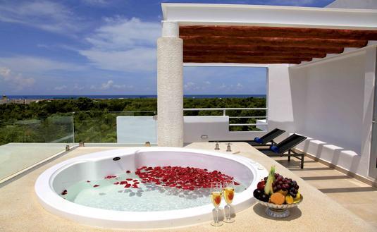 Penthouse Luxury Bahia Principe Sian Ka'an