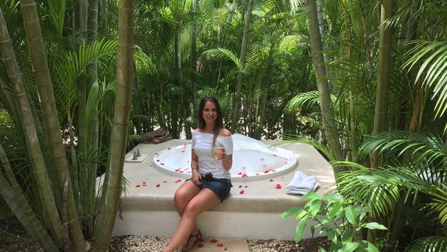 Suite Standard Luxury Bahia Principe Sian Ka'an