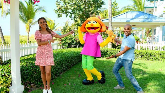 Beaches Turks and Caicos, sesame street, autism