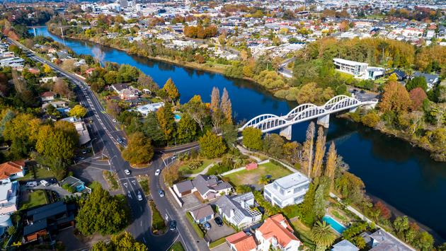 Hamilton, New Zealand, travel