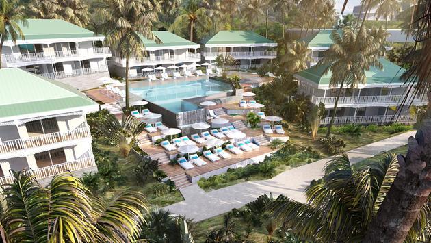 Le Club Med La Caravelle se refait une beauté
