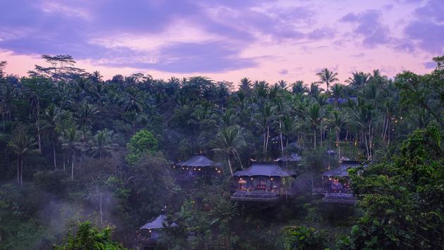 Capella Ubud (Bali, Indonesia)
