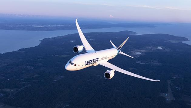 Avion de WestJet