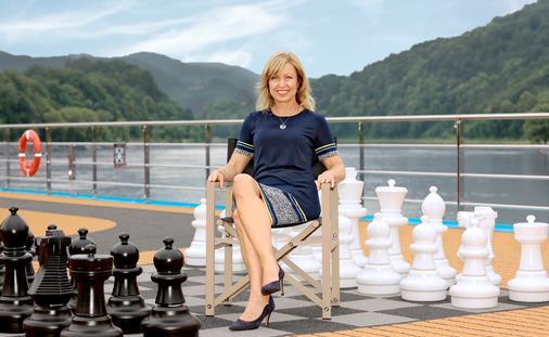 Co-Founder and Executive Vice President Kristin Karst