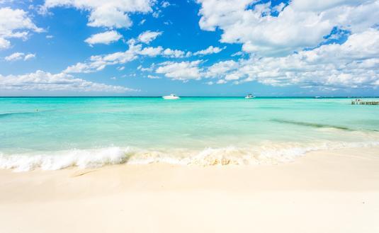 North Beach in Isla Mujeres, Mexico