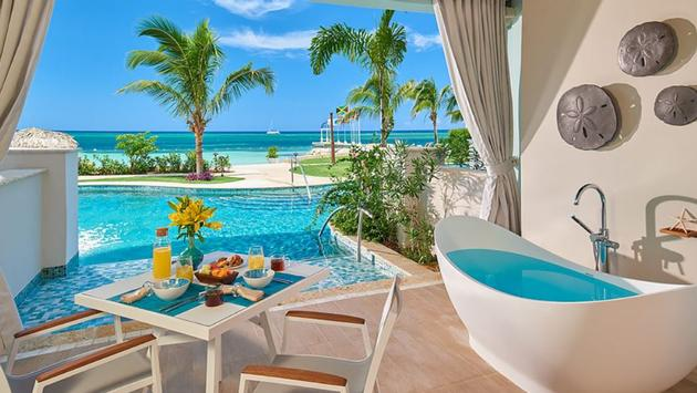 1 Free Night at Sandals Montego Bay