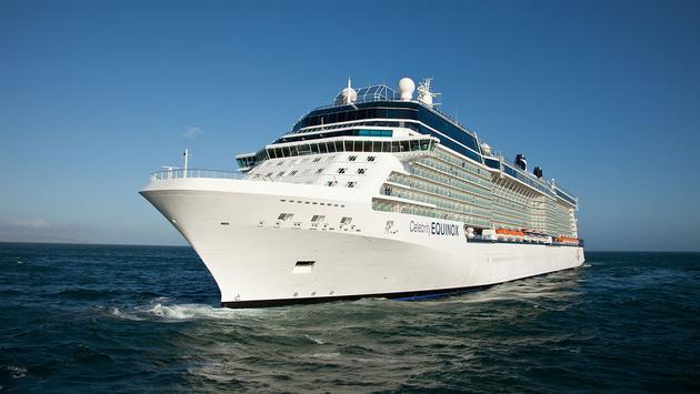 Celebrity Equinox (Courtesy of Celebrity Cruises)