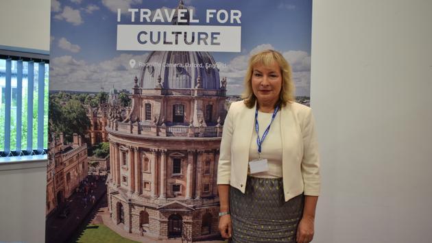 Patricia Yates, VisitBritain