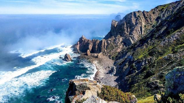 Cabo do Roca - Park E Bike
