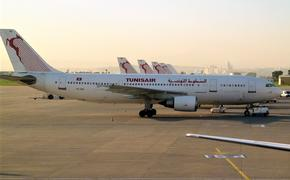Tunisiair plane