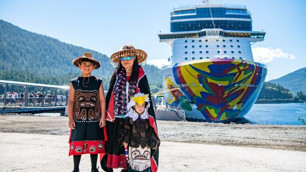 Norwegian Encore's Alaska sailing