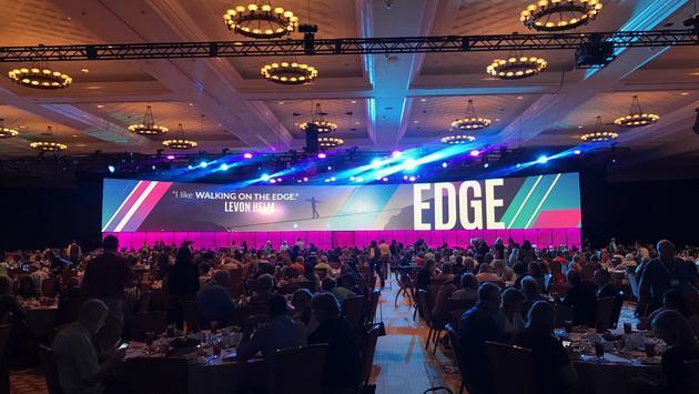 EDGE Conference kicks off in Las Vegas