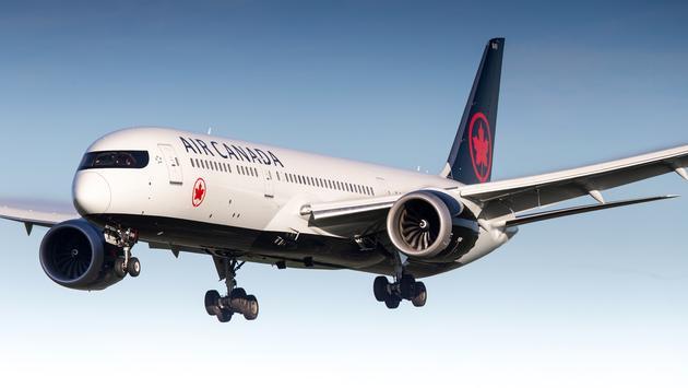 Air Canada Boeing 787
