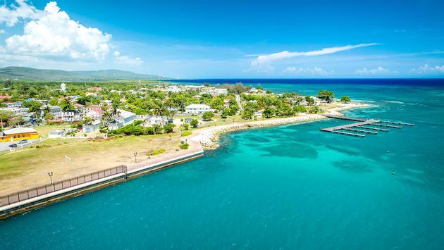 Falmouth Port, Trelawny, Jamaica