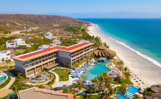 FOTO: Marival Armony Luxury Resort & Suites. (Foto de Preferred Hotels & Resorts)