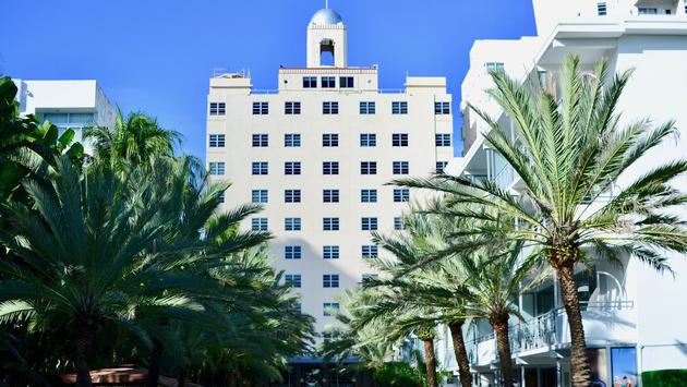 The National Hotel in Miami Beach