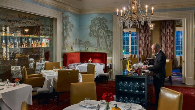 Restaurant R'evolution within Royal Sonesta New Orleans