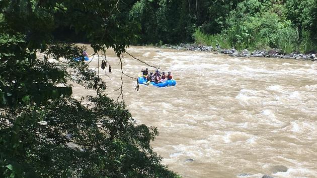 Rafting, Rios Tropicales, Costa Rica