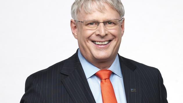 Stéphane Poirier, nouveau président de YQB.