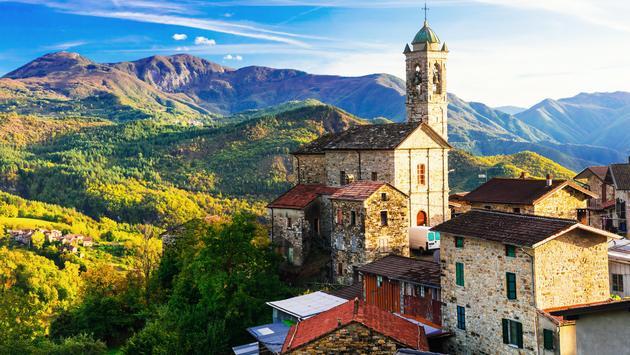 Castelcanafurone, Emilia-Romagna, Italy