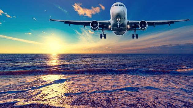 Flight of the plane