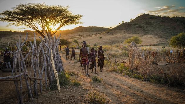 Ethiopia's Umo Valley